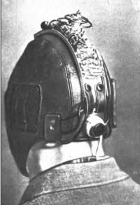 Purported Russian Mind Control Helmet