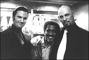 Michael Aquino, Sammy & LaVey