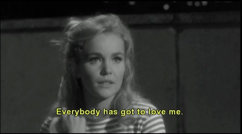 1966 Lord Love A Duck Tuesday Weld